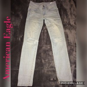 American Eagle outfitters Skinny 4